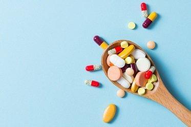 Probiotika Kapseln und Tabletten